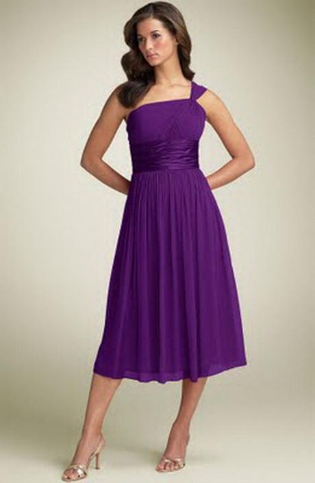 Purple neon bridesmaid dresses