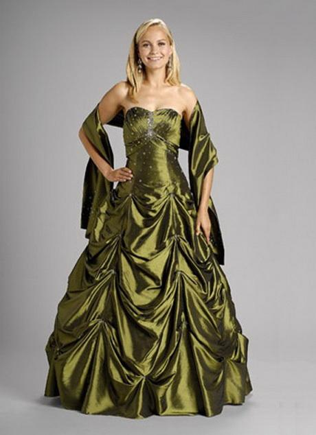 Camo Ball Gowns