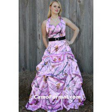 Camo prom dresses 2014 for Red camo wedding dresses