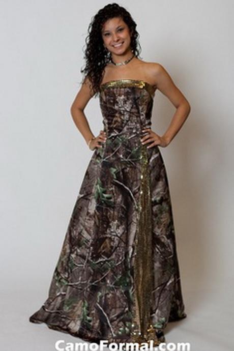 LEJY Womens Halter HiLo Camo Bridesmaid Dresses
