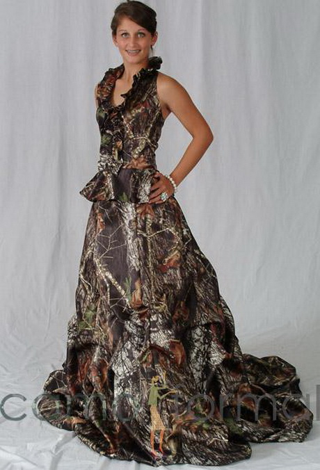 Camo bridesmaid dresses for Where to buy camo wedding dresses