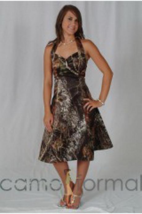 Camo homecoming dresses for Orange and camo wedding dress