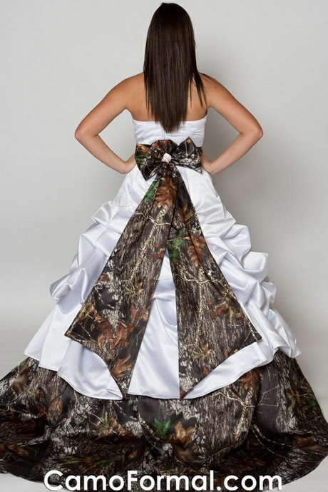 Camouflage wedding dresses for Where to buy camo wedding dresses