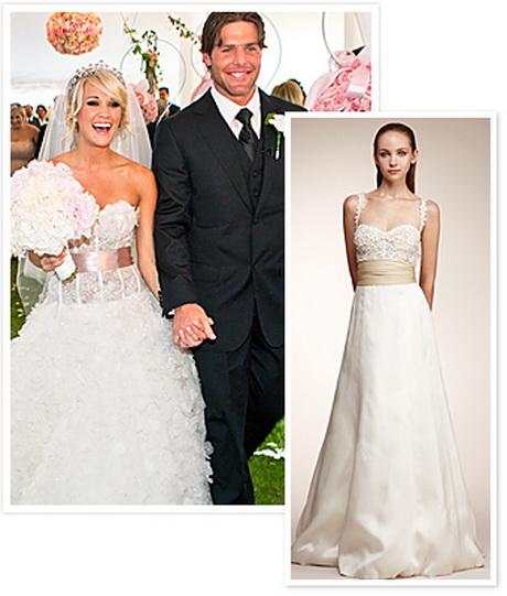 Carrie Underwood Wedding Dress: Carrie Underwood Wedding Dresses