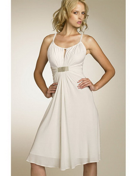 Casual short beach wedding dresses for Casual informal wedding dress