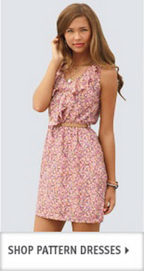 Summer Dresses for Teens – Dresses for Woman