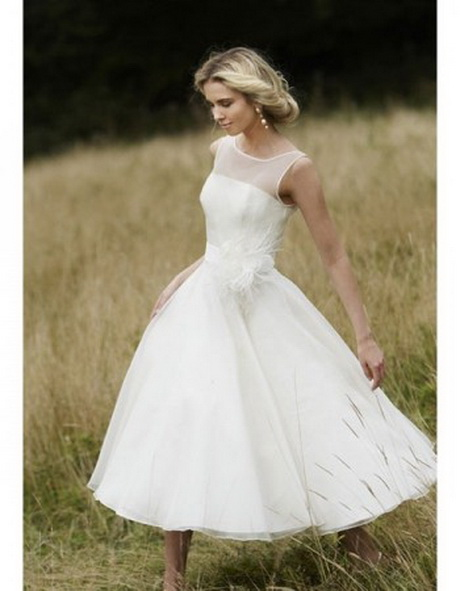 Casual wedding dresses for summer for Simple casual wedding dresses