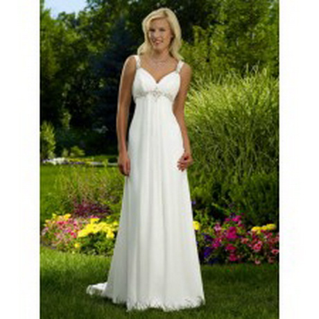 Casual summer wedding dresses for Simple casual wedding dresses