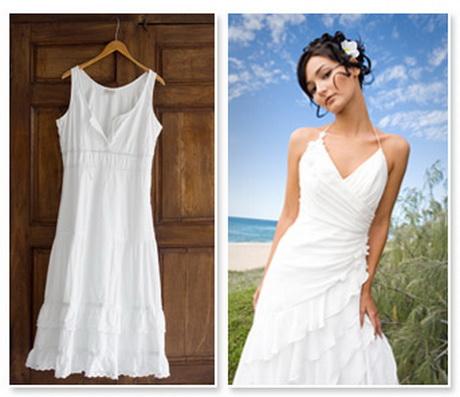 casual summer wedding dresses