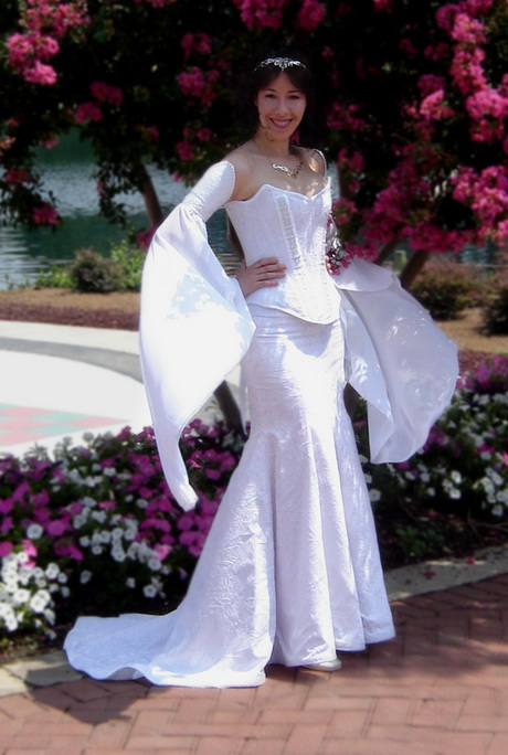 Celtic Wedding Gowns