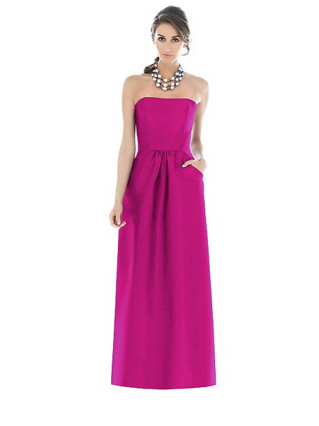 cheap d'zage bridesmaid dresses