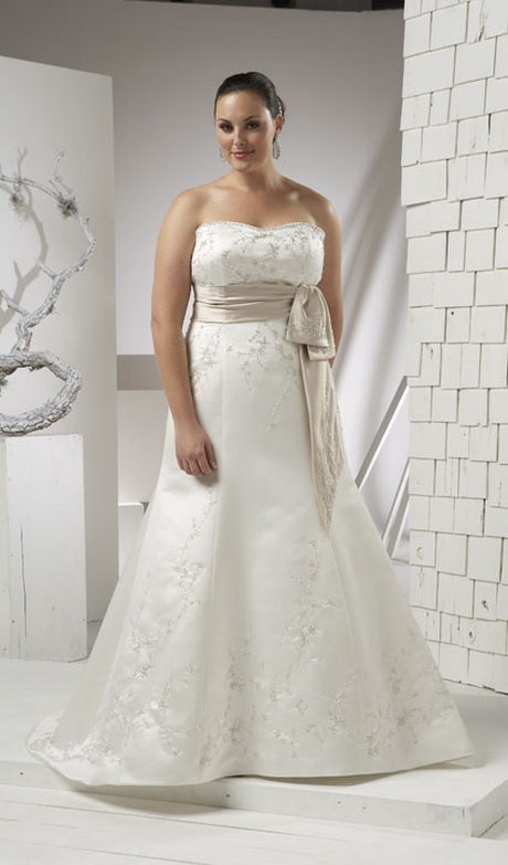 Cheap plus size wedding dresses for Wedding dress plus size cheap