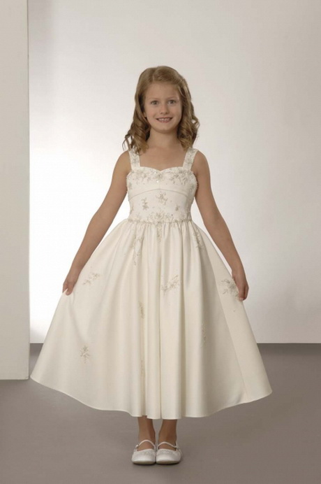 Wedding Dresses For Childrens In : Child bridesmaid dresses