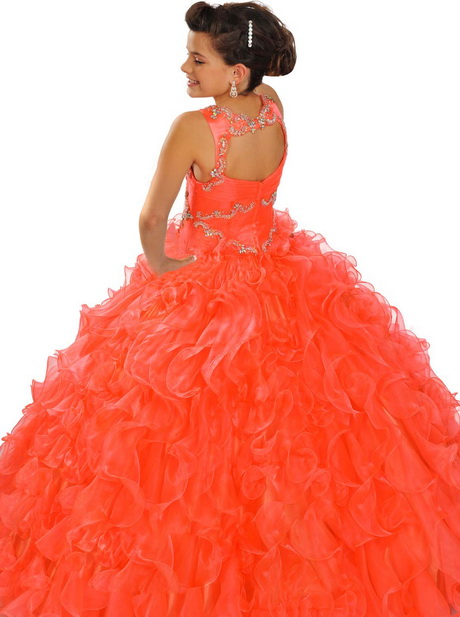 Childrens Ball Gowns