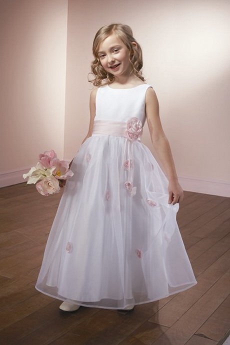 Wedding Dresses For Childrens In : Childrens wedding dresses