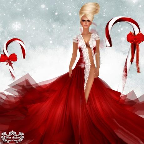 Holiday Xmas Evening Dresses