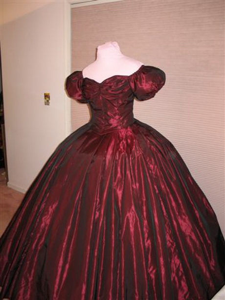 Civil War Ball Gowns 118