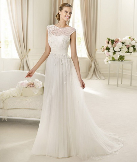 civil marriage dress 14 2013 theia wedding dress design ideal for
