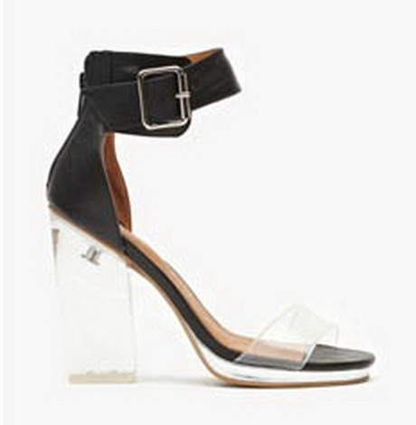 clear heel shoes plastic Clear Accessories: An Ode to Plastic Vinyl