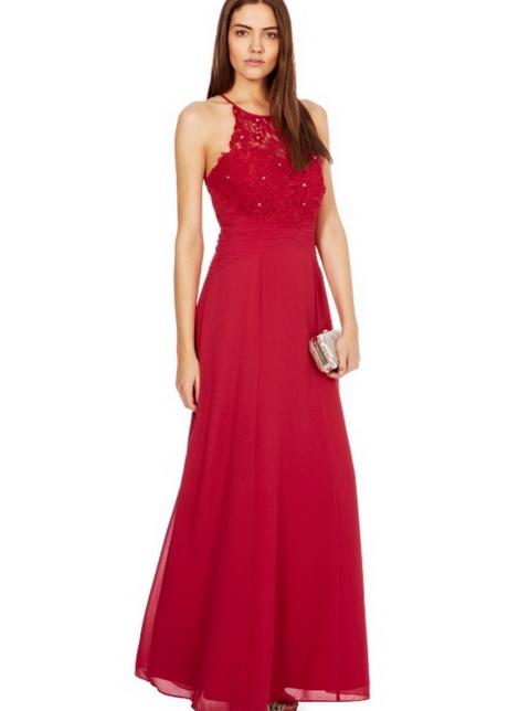 Coast Red Dress