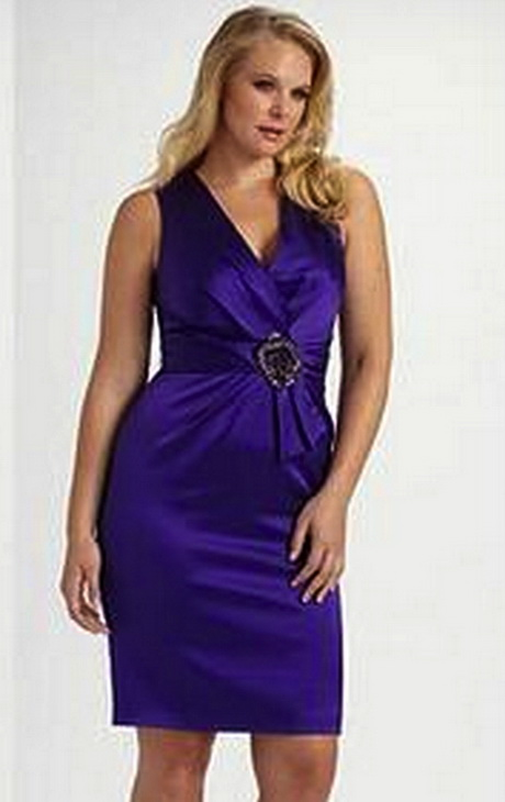 Cocktail Dresses And Plus Sizes 16