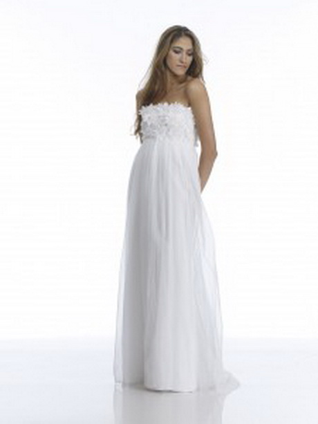 Cotton Beach Wedding Dress