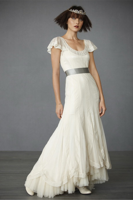 Cotton wedding dresses for Simple cotton wedding dress