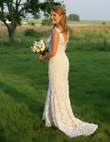 Country wedding gowns Simple country wedding dress ideas