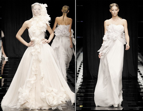 Couture wedding dress designers