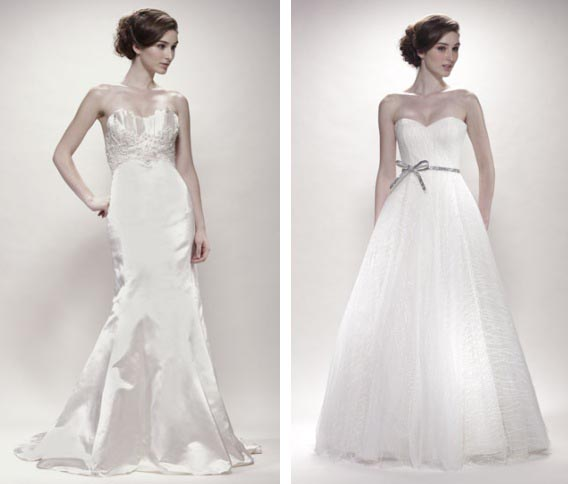 Olivia Couture bridal collection