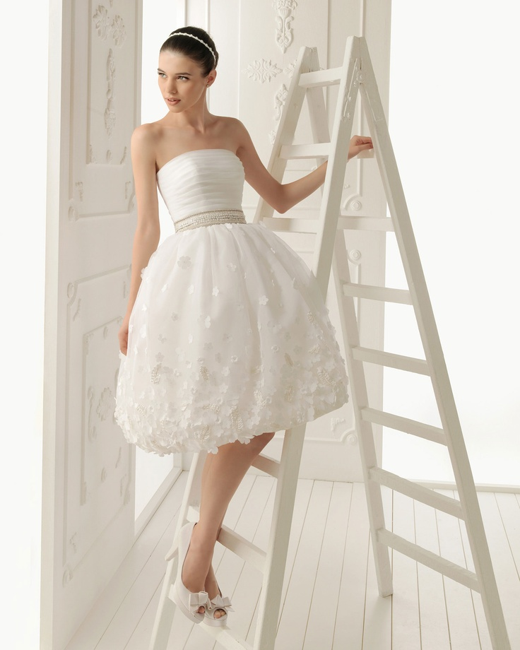 Reus Wedding Dress from Aire Barcelona