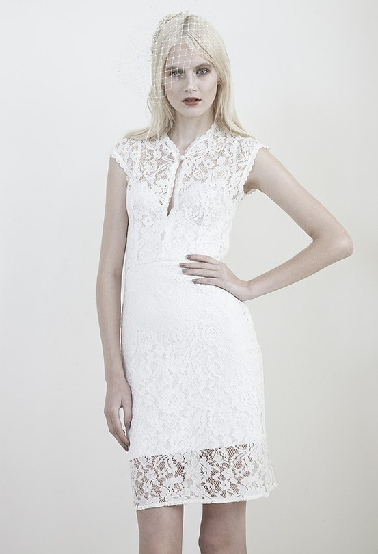 Lace Dress from Mariana Hardwick