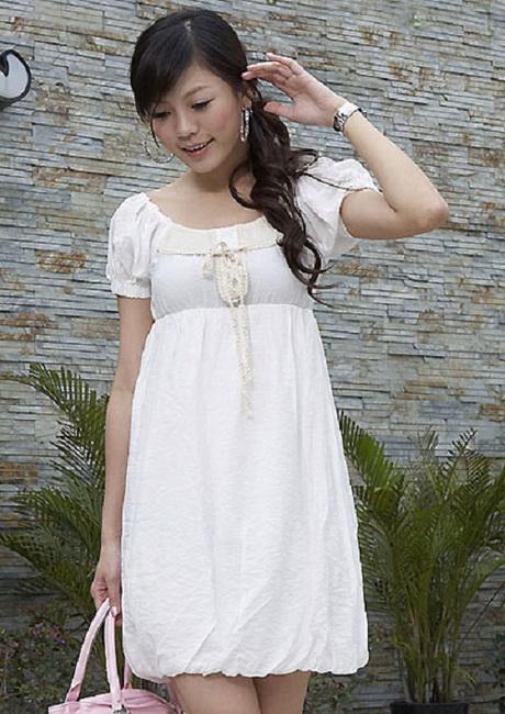 Cute White Summer Dresses