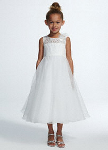 Davids bridal flower girl dresses for David s bridal clearance wedding dresses