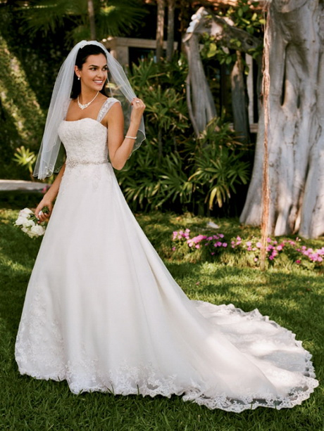 Davids bridal wedding gowns for David s bridal clearance wedding dresses