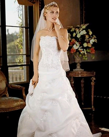 life pink and white wedding gown super style new davids bridal
