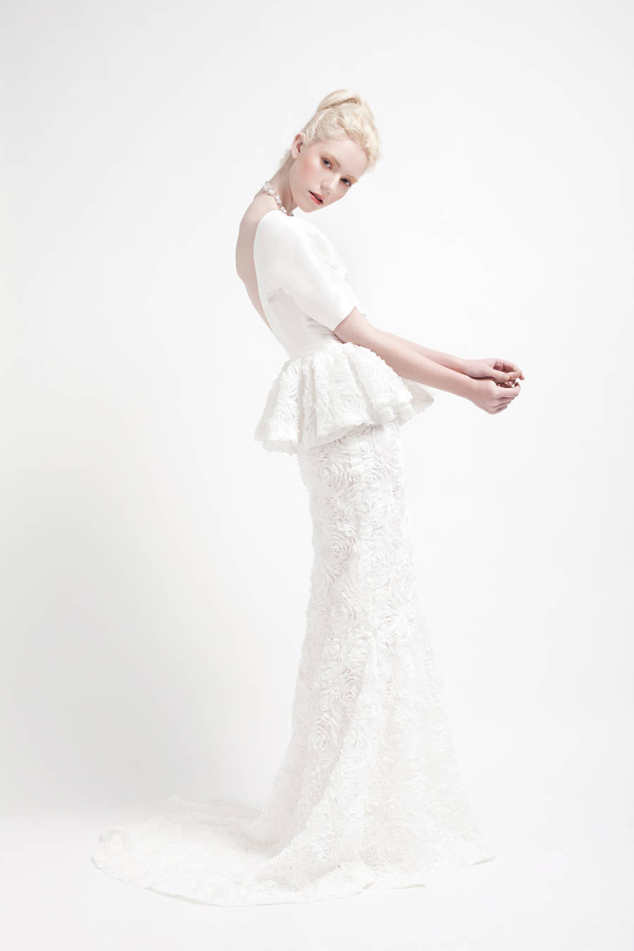 Garden Gown - Kelsey Genna Debut Bridal Collection