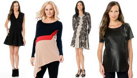 Designer maternity clothes