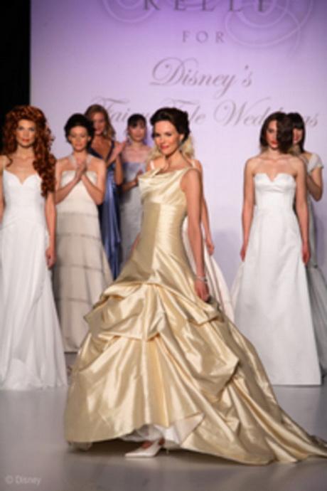Disney Princess Wedding Gowns