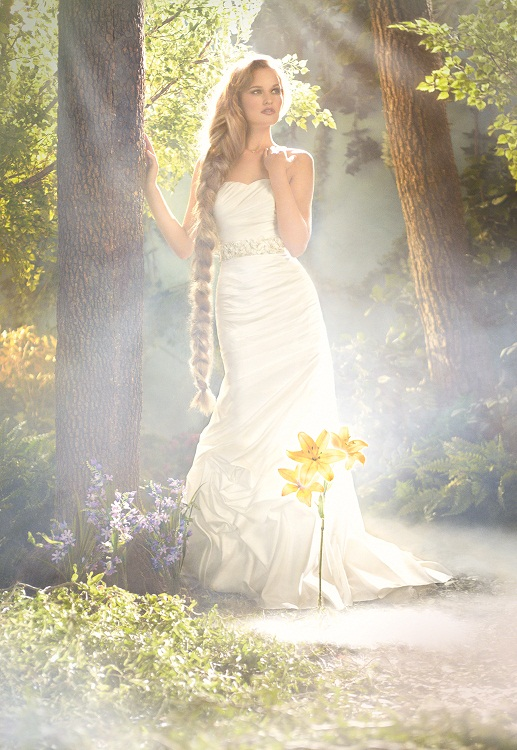 princess rapunzel wedding dress real life rapunzel disney princess wedding dress fairytale wedding dress unique wedding dresses fitted wedding dress wedding party blog