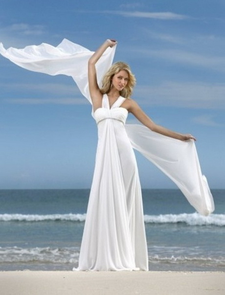 Dress for a beach wedding for Wedding dress for beach ceremony