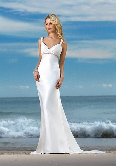 Wedding Dresses For A Beach Ceremony : Dress for a beach wedding