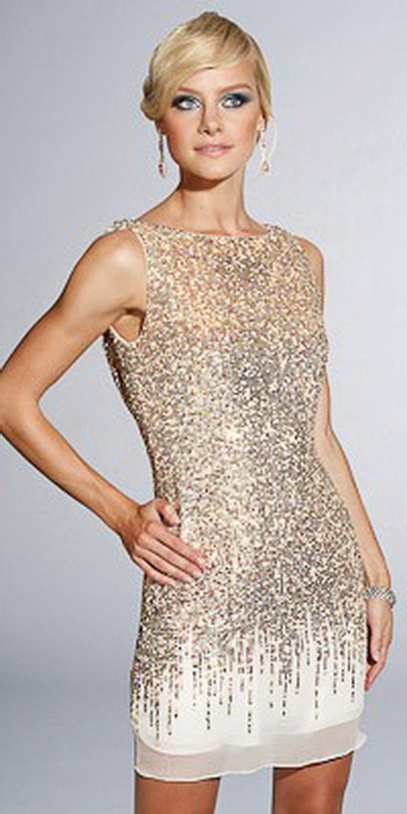 Dresses for bridal shower for Glitter new years dresses