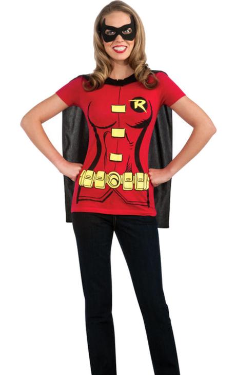 easy fancy dress costume ideas