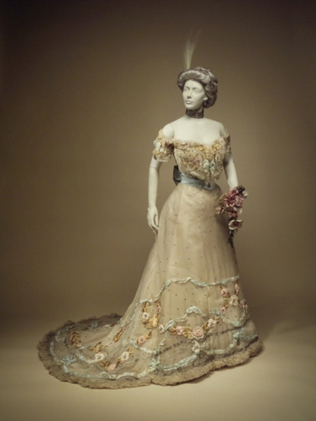 Edwardian ball gowns