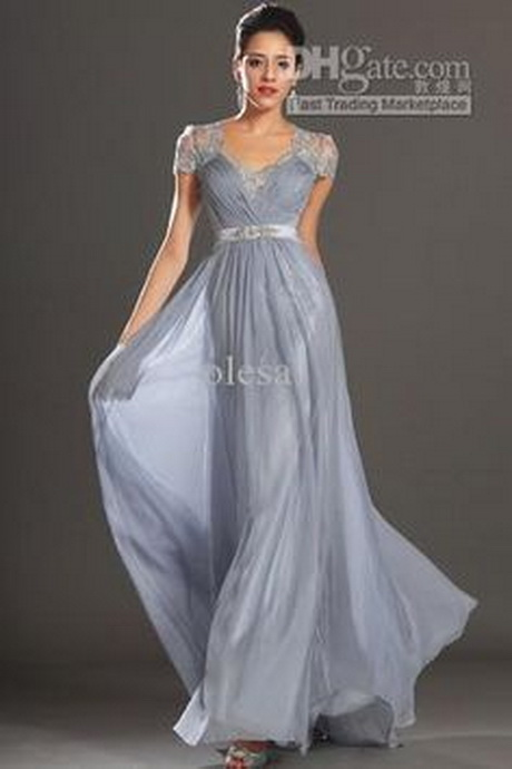 Dresses buy modest 2014 new sexy mother long formal evening dress
