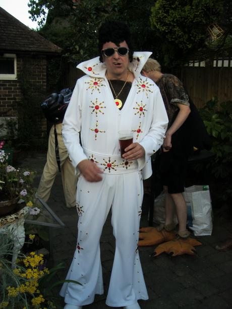 Elvis Fancy Dresses