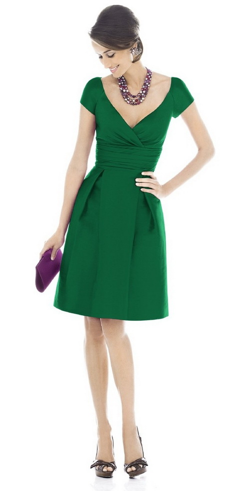 Emerald Cocktail Dresses 16