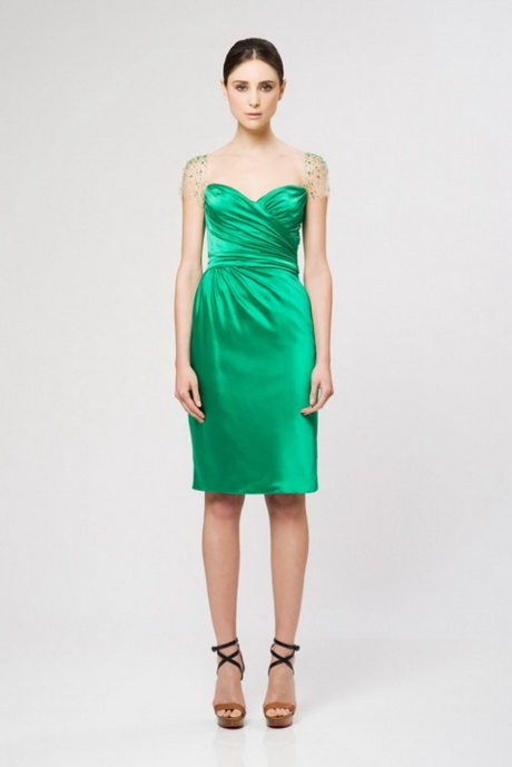 Emerald Cocktail Dresses 114