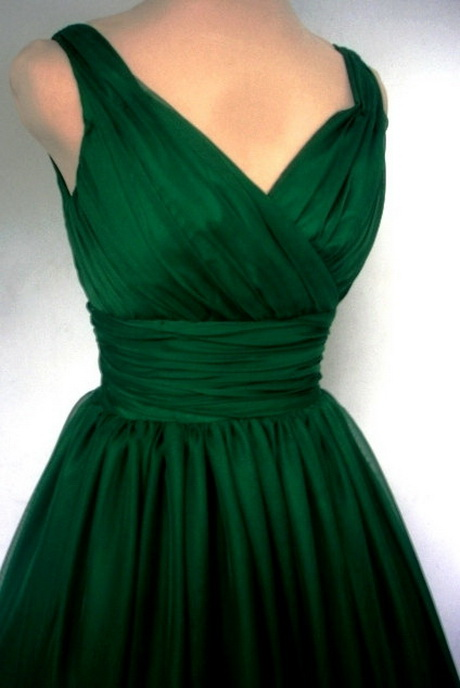 Emerald Cocktail Dresses 96